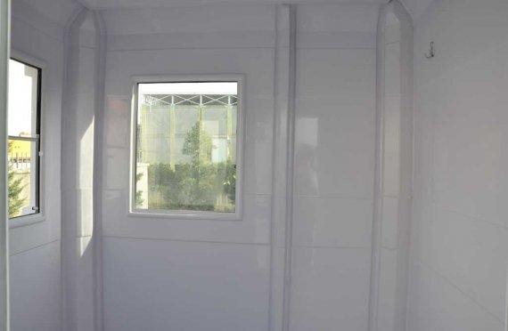 Кабина 215 x 215 см