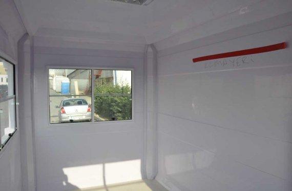 Кабина 215 x 390 см