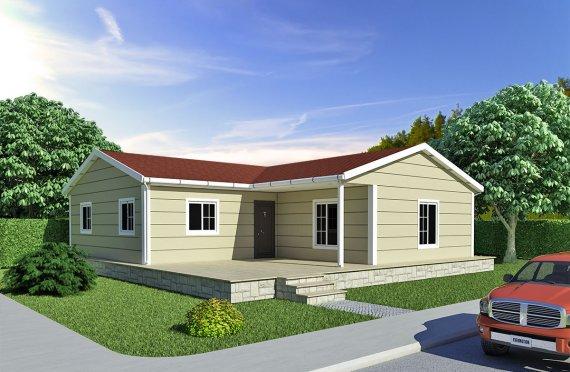 дървени сглобяеми къщи цена