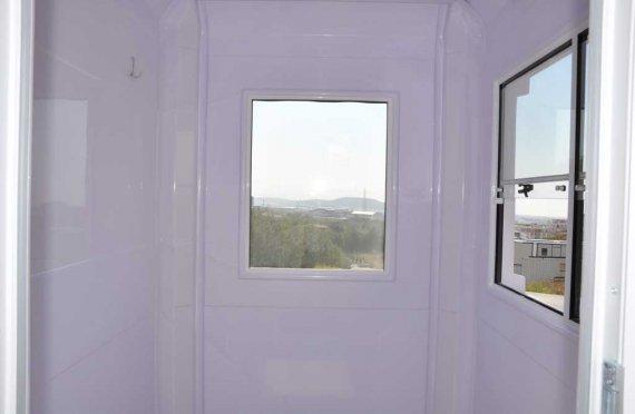 Кабина 150 x 215 см