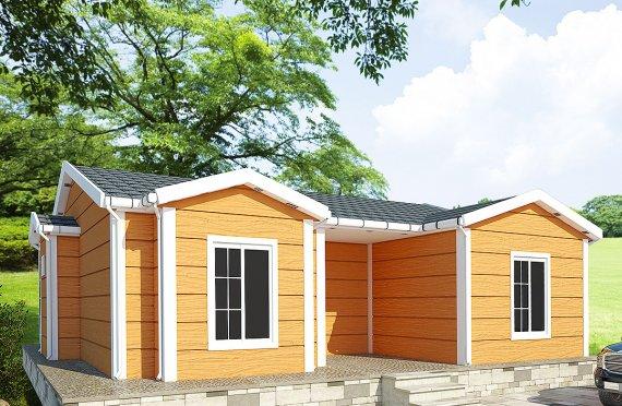 къщи от метална конструкция цена