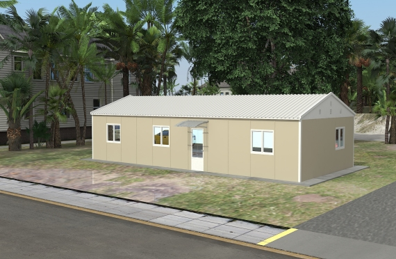 Модулна Офис Постройка  90 м²