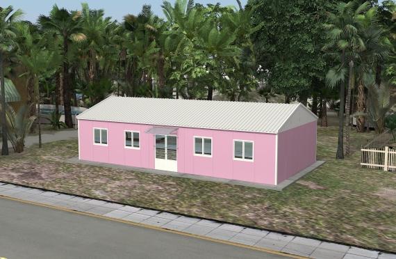 Модулна Офис Постройка  98 м²