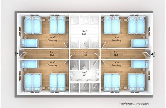 метални конструкции сглобяеми къщи цена