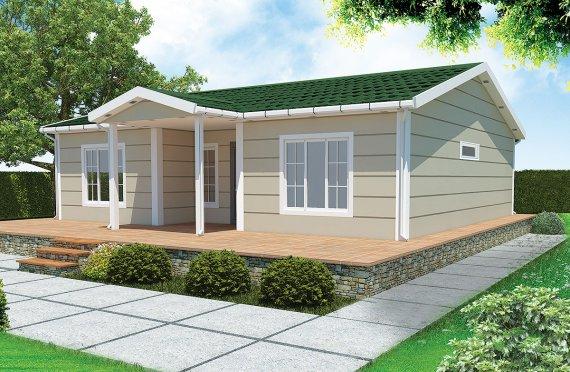 модулни къщи цена