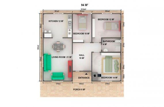 панелни къщи цена