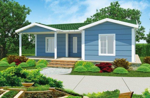 префабрик къщи цена