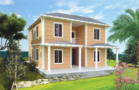 Сглобяема Къща 148 м²