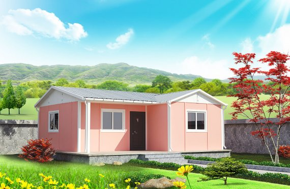Сглобяема Къща 49 м²
