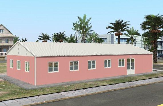 Сглобяема Търговска Кухня 170 м²