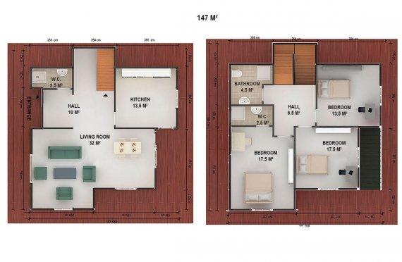 сглобяеми къщи варна цена