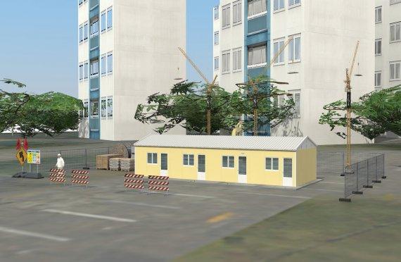 Модулна Единица за Настаняване 79 м²