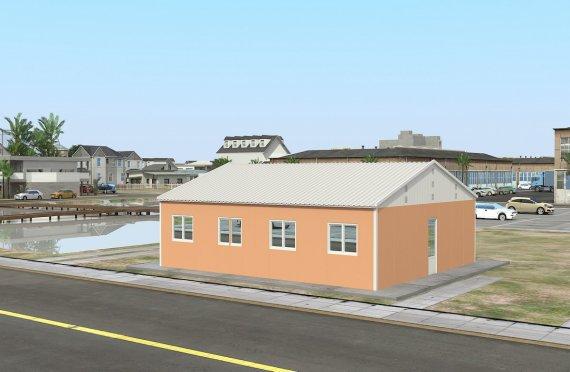Модулна Единица за Настаняване 91 м²
