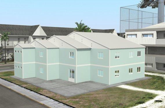 Сглобяема Класна Стая 508 м²