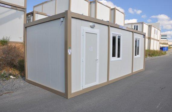строителен фургони за живеене