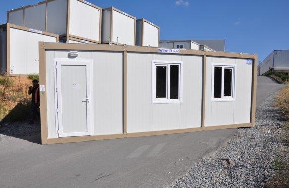 строителни контейнери цена