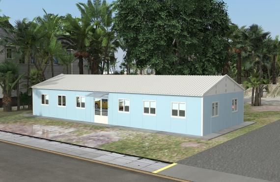 Модулна Офис Постройка  146 м²