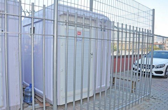 Мобилна Тоалетна Кабина за Инвалиди 215x215