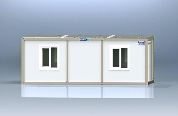 Flat Pack Офис Контейнер K1003