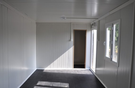 Flat Pack Офис Контейнер K2003