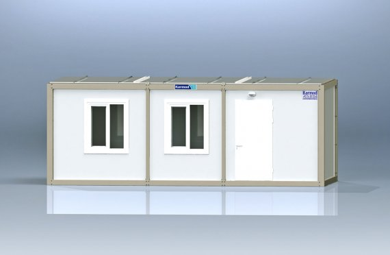 Flat Pack Офис Контейнер K2004