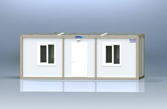 Flat Pack Офис Контейнер K3002