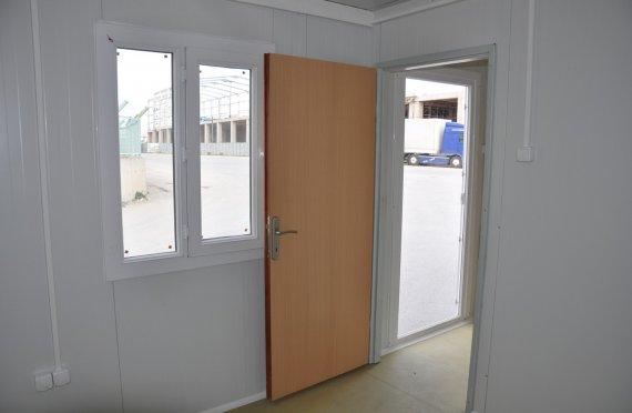 Flat Pack Офис Контейнер K3005