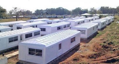 Karmod създаде лагер в Нигерия за миротворците от ООН