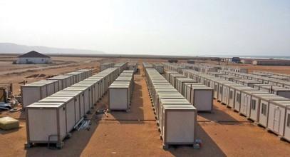 Построихме строителни обекти за работниците в златната мина в Гвинея