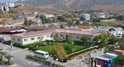 Сглобяема постройка на общинска управа