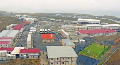 Кармод заема важна позиция в строежа на 3-то летище