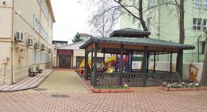 Сглобяема детска градина в Бурса