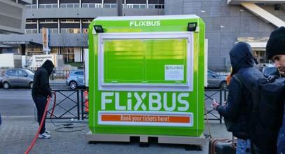 Билетните центрове на Flixbus са от Кармод