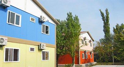 Проект за ваканционно селище в Украйна