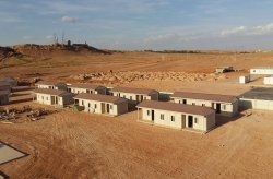 Проект за сглобяеми нискосебестойни и достъпни жилища в Алжир