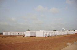 Лагер за работници в Сомалия с капацитет 250 човека