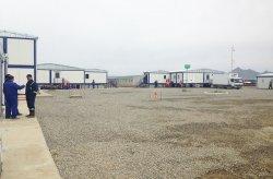 Сглобяеми постройки за работни площадки по Проект Shahdeniz 2 в Азербайджан