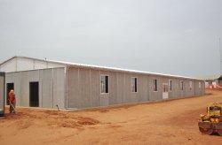 Сглобяеми работни постройки за минен обект в Сенегал