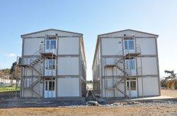 строителен фургони и контейнери за живеене