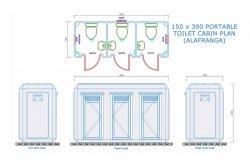 Проекти на Кабини Баня/Тоалетна