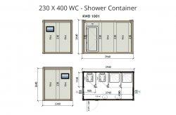 Проекти на Мобилна Баня/Тоалетна