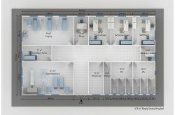 проекти за къщи с метална конструкция