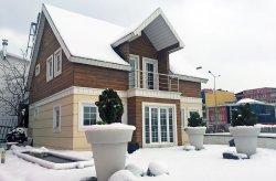 руски дървени къщи цени