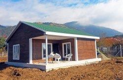 сглобяеми дървени къщи цени