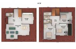 сглобяеми къщички цени