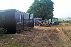 фургони и контейнери за живеене цени