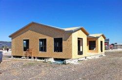 цени на дървена къща