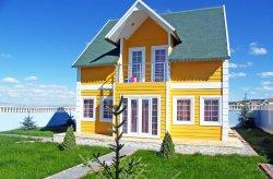 цени на дървени къщи